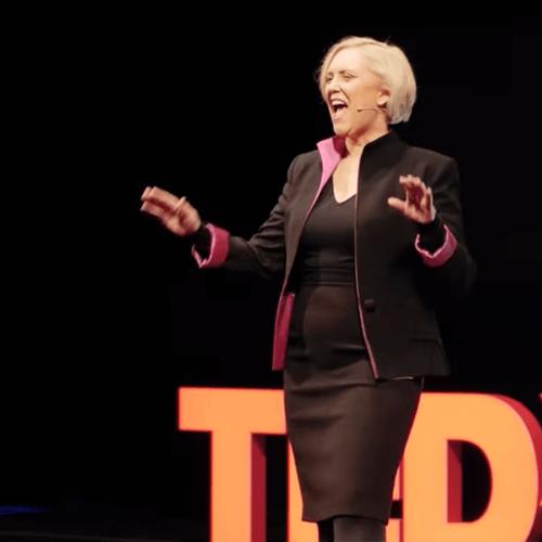 Kay Xander Mellish TEDx