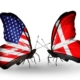 SAMARBEJDE MED AMERIKANERE; Cultural differences between the US and Denmark