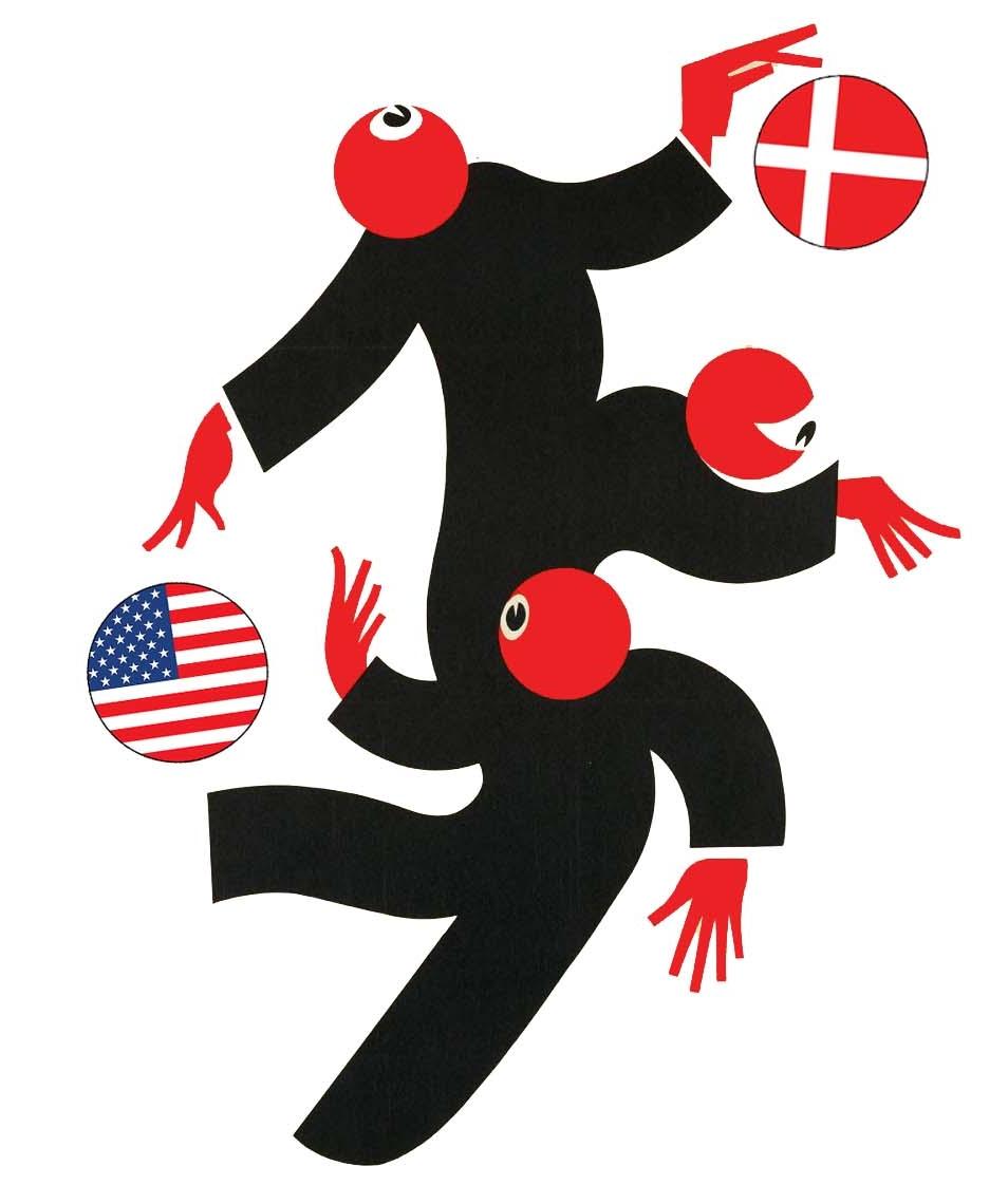 Kulturforskelle mellem Danmark og USA